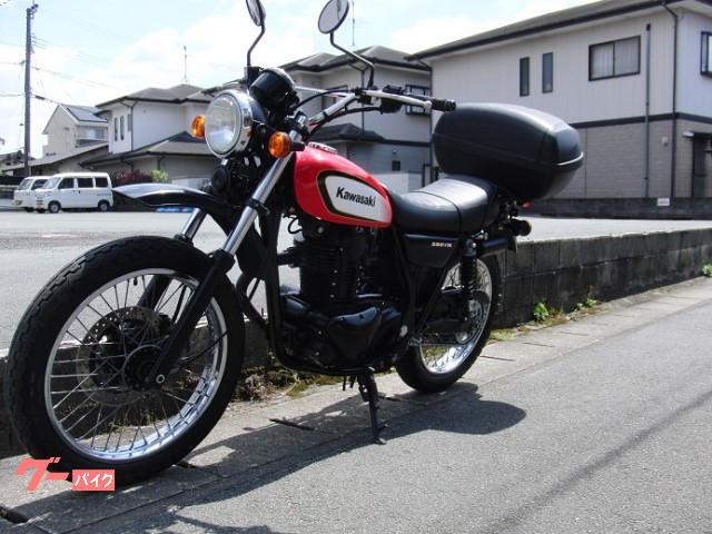 カワサキ 250TR キャブレター最終型の画像(熊本県