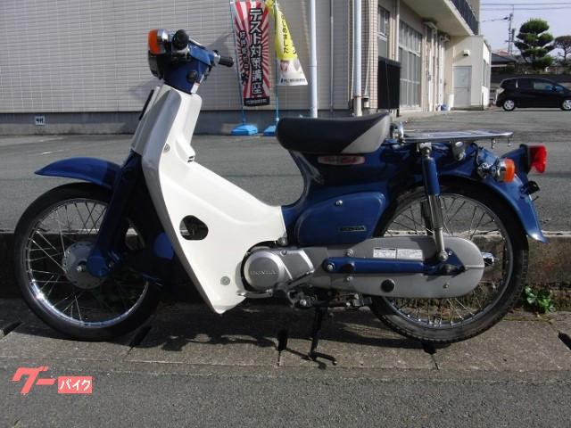 ホンダ スーパーカブ50の画像(熊本県