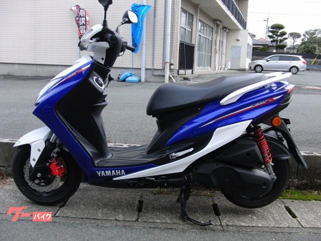 ヤマハ シグナスX SRの画像(熊本県