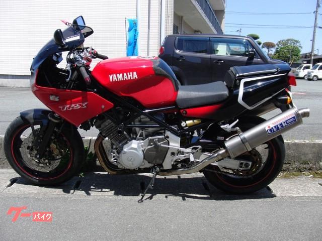 ヤマハ TRX850 overレーシング・バックステップの画像(熊本県