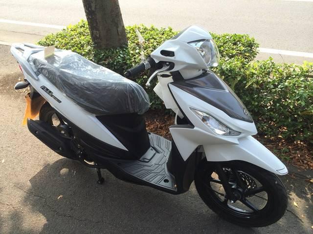 スズキ アドレス110 新車の画像(熊本県
