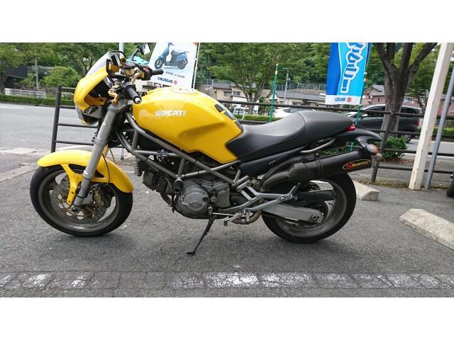 DUCATI モンスター900の画像(熊本県