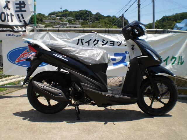 スズキ アドレス110 新車の画像(鹿児島県