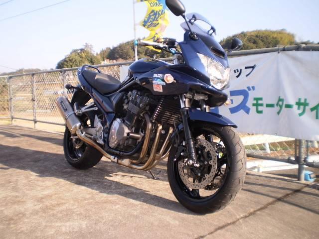 スズキ Bandit1200Sの画像(鹿児島県