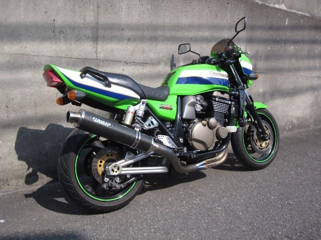 カワサキ ZRX1200Rの画像(福岡県