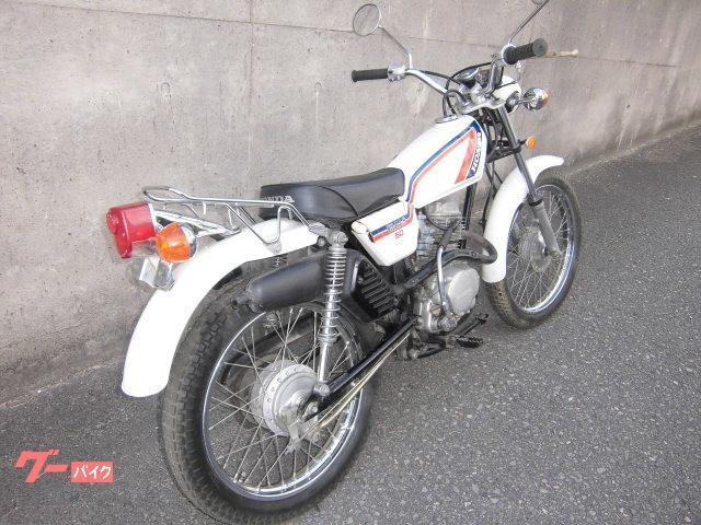 ホンダ TL50の画像(福岡県