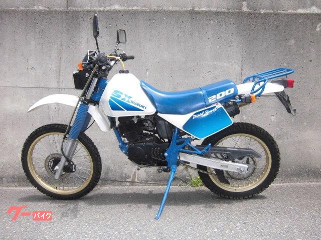 スズキ SX200Rの画像(福岡県