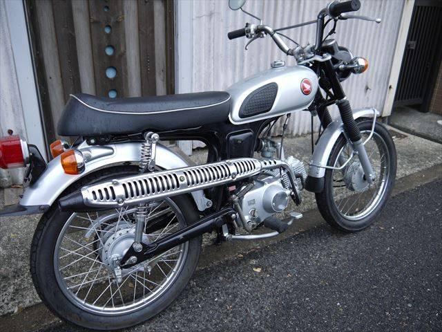 ホンダ ベンリィCD50の画像(福岡県