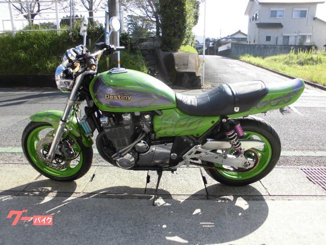 カワサキ ZEPHYR1100の画像(宮崎県