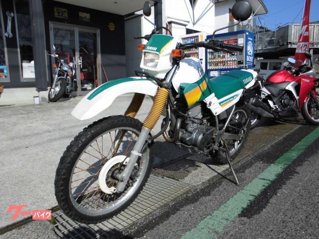 ヤマハ セロー225の画像(宮崎県