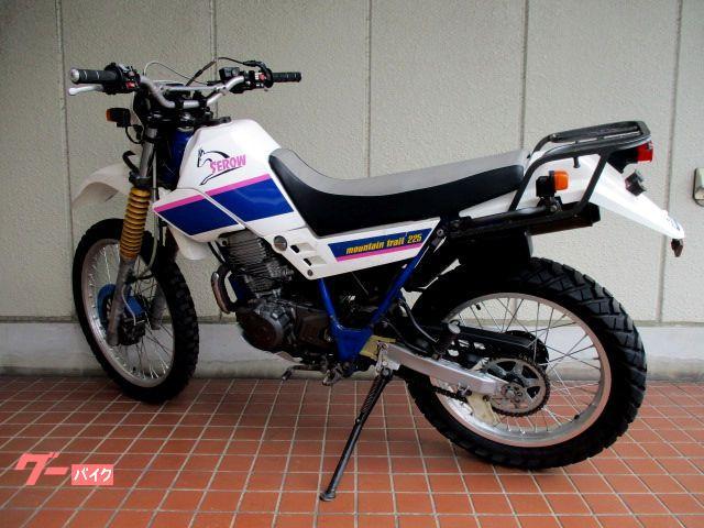 ヤマハ セロー225 3RW1の画像(福岡県