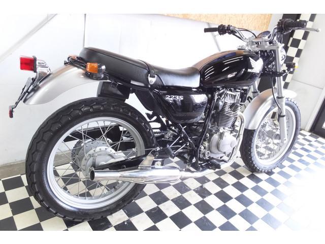 ホンダ CB223S ステンレスマフラー グーバイク鑑定車の画像(宮崎県