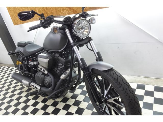 ヤマハ BOLT エンジンガード グーバイク鑑定車の画像(宮崎県