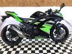 Ninja 250 ABS バックステップ  LEDヘッドライト