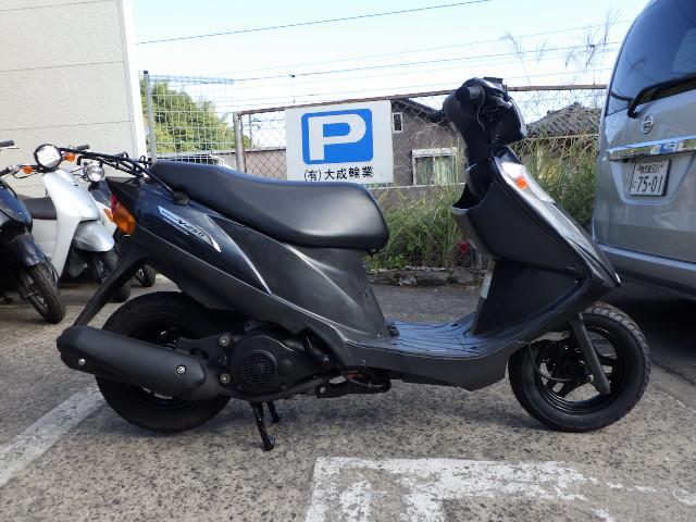 スズキ アドレスV125Gの画像(鹿児島県