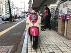 ヤマハ ビーノの画像(福岡県