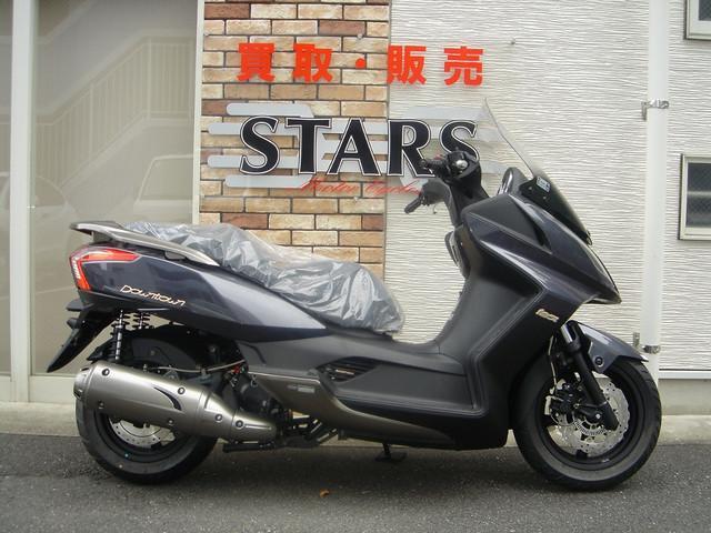 KYMCO ダウンタウン125i 正規輸入車の画像(福岡県