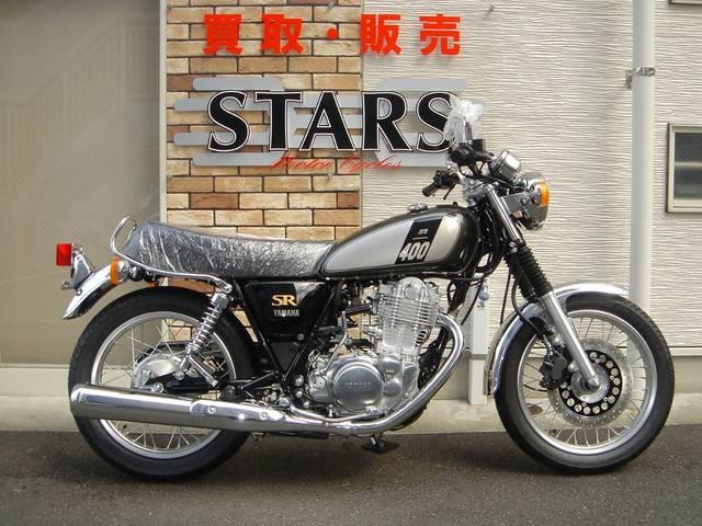 ヤマハ SR400 新車の画像(福岡県