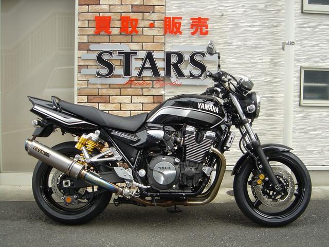ヤマハ XJR1300 FI最終モデルの画像(福岡県