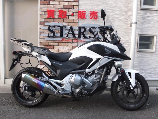ホンダ NC700X DCT カスタムの画像(福岡県