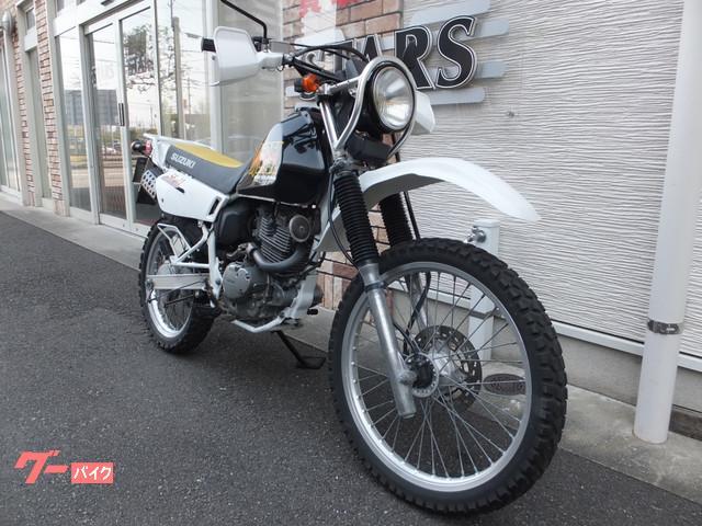 スズキ ジェベル200の画像(福岡県