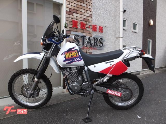 スズキ ジェベル250XCの画像(福岡県