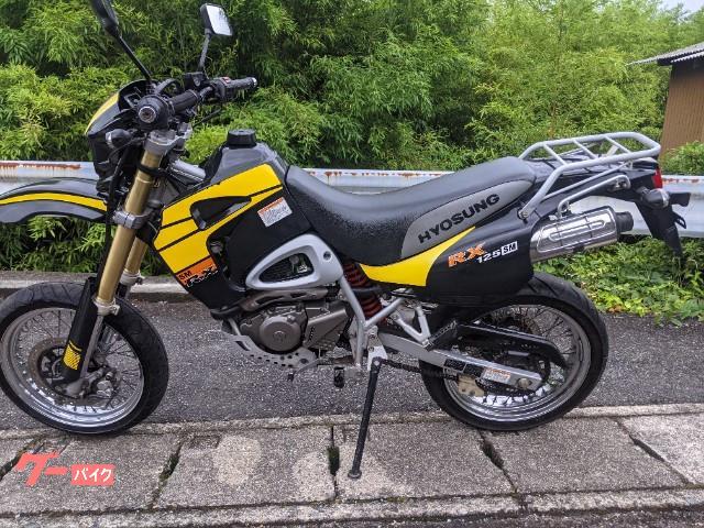 RX125SM