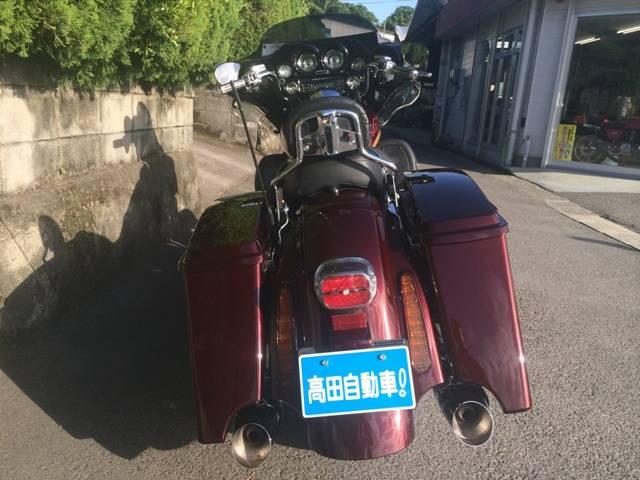 HARLEY-DAVIDSON FLHXSE ストリートグライド バックギア新品付きの画像(鹿児島県