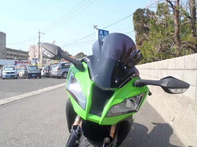 カワサキ Ninja ZX-10R EUR仕様 フルパワーの画像(鹿児島県