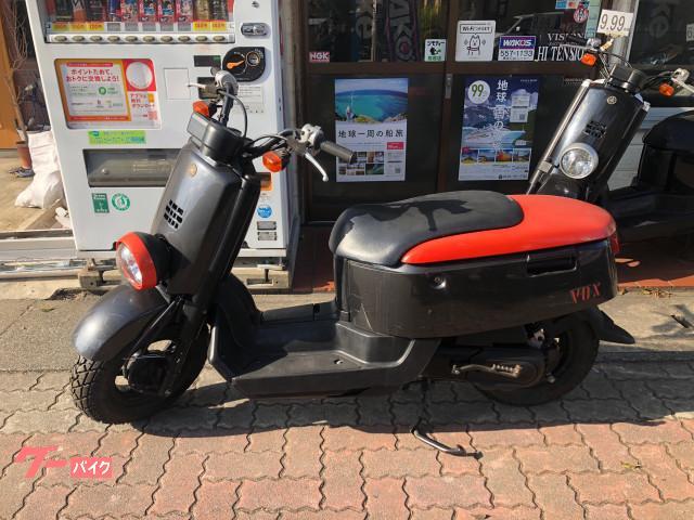 ヤマハ VOX 前後タイヤ新品 FIインジェクション 4サイクルの画像(福岡県