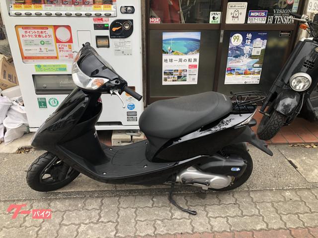 ホンダ Dio 4サイクル 外装新品 FIインジェクションの画像(福岡県