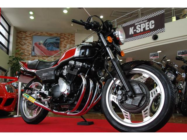 ホンダ CBX550F PC04モデルの画像(福岡県