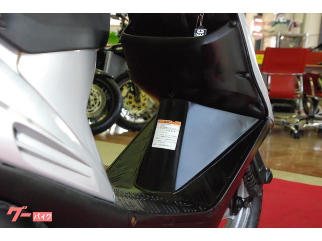 スズキ アドレスV100 リアBOX付き CE13Aの画像(福岡県