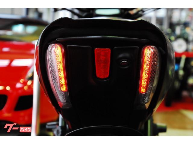 DUCATI ディアベル ダーク ライトカスタム 正規ディーラー車の画像(福岡県