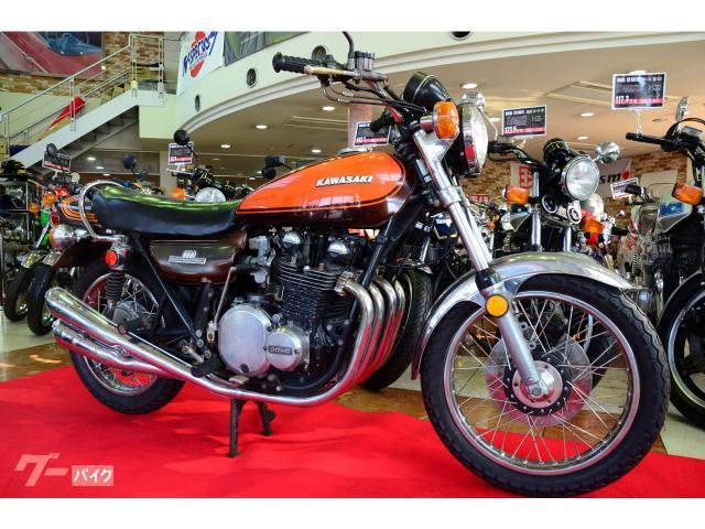 Z−I 1973年モデル Z1フルオリジナル ノンレス ヤレジナル リプロなし 保安基準昭和48年6月30日