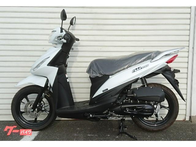 スズキ アドレス110の画像(福岡県
