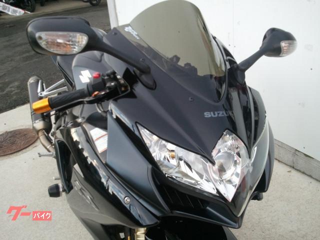 スズキ GSX-R600 ワンオーナー・マフラー・フェンダレスの画像(福岡県