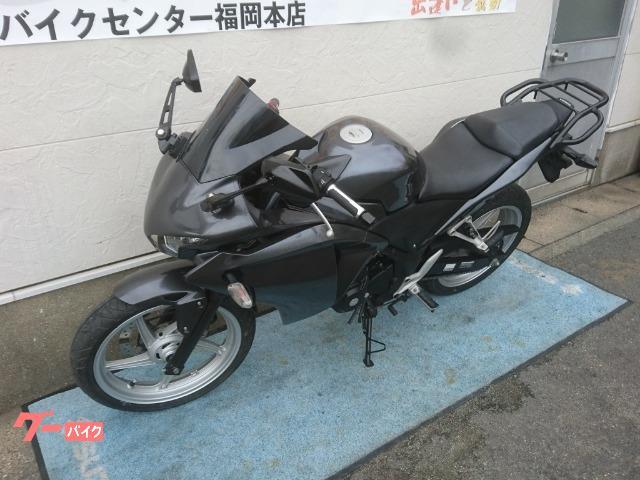 ホンダ CBR250R カスタム車の画像(福岡県