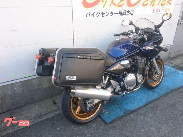 スズキ Bandit1200S パニアケース ゴールドホイールの画像(福岡県