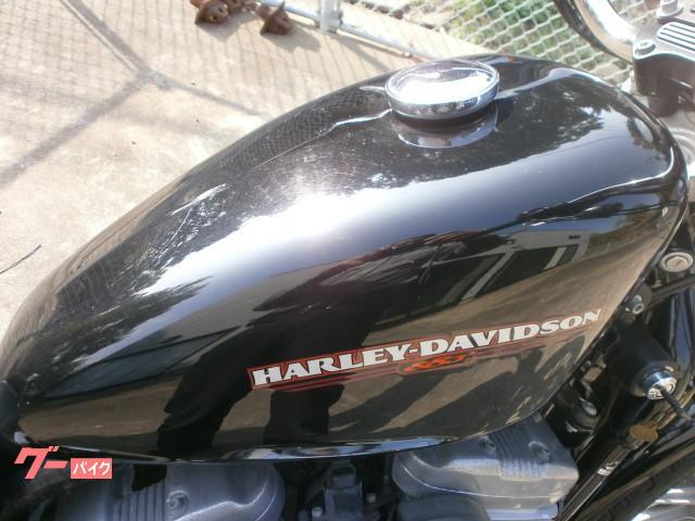 HARLEY-DAVIDSON XL883L ローの画像(長崎県