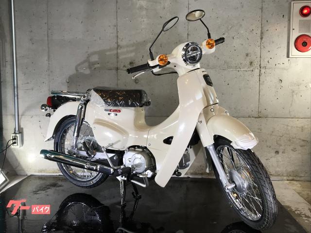 ホンダ スーパーカブ110 2019年モデルの画像(福岡県