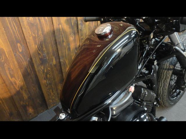ヤマハ ドラッグスター400 ブラックロッドの画像(福岡県