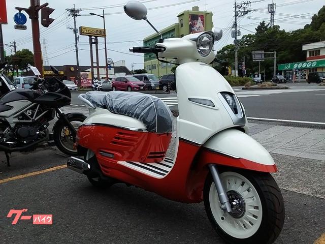 PEUGEOT ジャンゴ125 エバージョン ABSの画像(鹿児島県