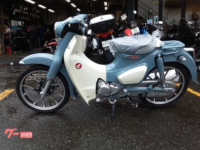 ホンダ スーパーカブC125の画像(鹿児島県