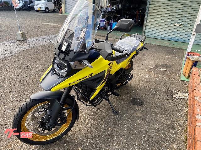 スズキ V-ストローム1050XTABS 新型の画像(福岡県