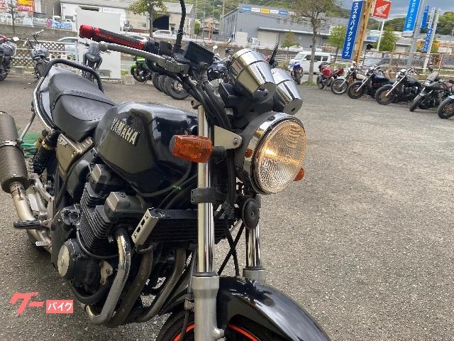 ヤマハ XJR400 マフラー タンデムバーの画像(福岡県