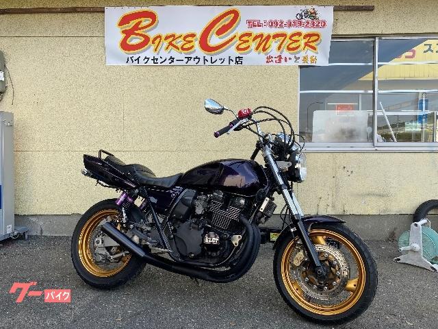 XJR400 4HM前期 BEET ゴールドホイール ショート菅 タックロール
