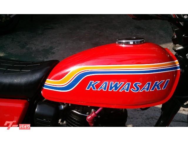 カワサキ 250TR FIモデル・マッハ仕様の画像(福岡県