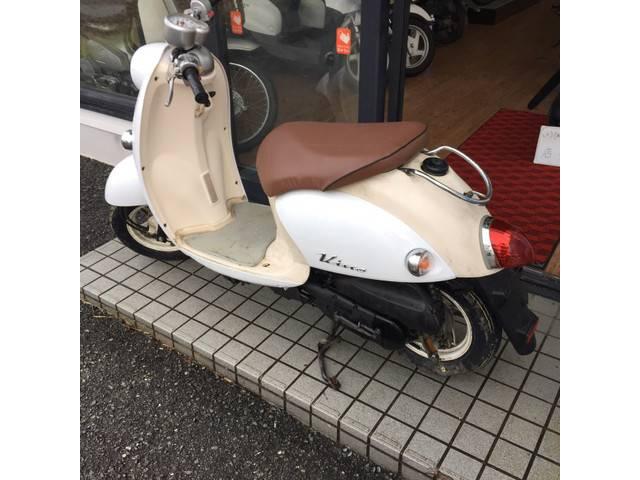 ヤマハ ビーノ 4サイクルFI 外装新品 現行型の画像(福岡県