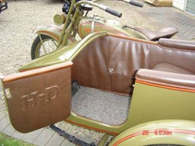 HARLEY-DAVIDSON JE-1000 1925年式モデルの画像(福岡県